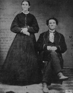 Siblings: Katherine and David Johnson Gilbert
