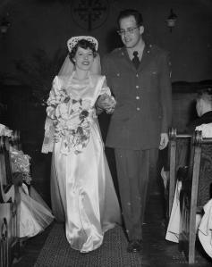 Ethel (Shea) and William Johnson