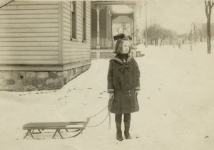 Grace Packer, Grand Rapids, MI c. 1910