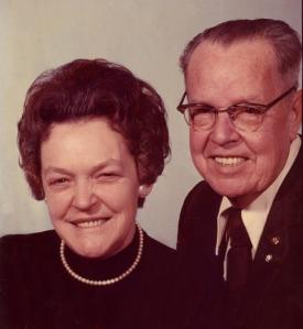 Pauline & Harold Bailey