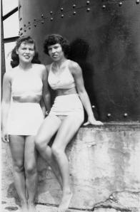 Shea Sisters, c. late 1940s