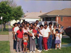 Trotter-Rogers Reunion 1985, Detroit, MI