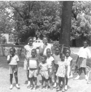 Bradley County Cousins, c.1964