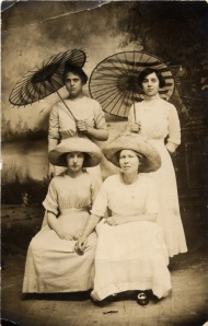 Cora Packer & Friends