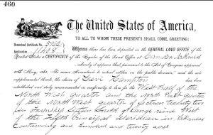 Levi Hampton Patent