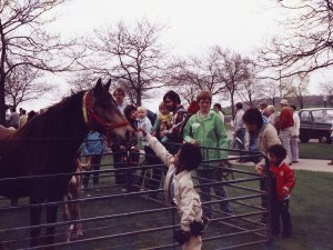 MSU's Small Animal Day, Spring 1983