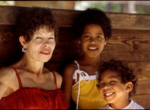 Gran and us, 1984