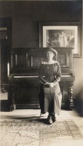 Cora Helena (Packer) Shea