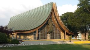 Shrine Chapel of Our Lady of the Lake at Orchard Lake