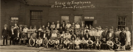Stow-Davis Furniture Company Employees